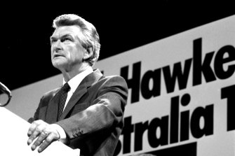 "Bob Hawke famously uttered the words ""by 1990 no child will be living in poverty""."