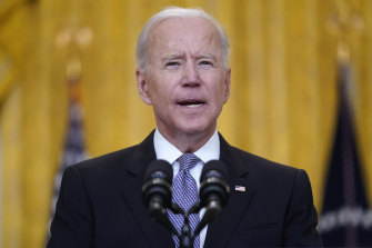US President Joe Biden expressed his support for a ceasefire in a phone call with Israeli counterpart Benjamin Netanyahu.