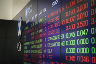 The ASX has rebounded by more than 50 per cent from its lows of March 23 last year.