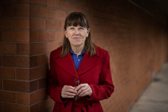 Mary Pershall hopes the Royal Commission into Victoria's Mental Health System will see it completely rebuilt.