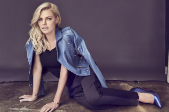 "Sophie Monk: ""I'm comfy here. I will always love travelling but it would take a pretty amazing project to get me back to America – and I'd never live there again full time."""