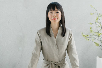 """Marie Kondo: """"I'd tidy my friends' homes, and eventually word spread that when Marie comes to visit, your home becomes remarkably organised."""""""