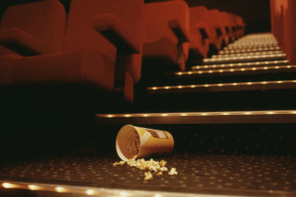 The pandemic has proved especially tough for Australia's independent cinemas.