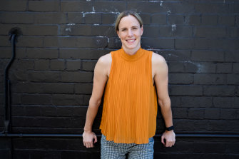 Swimmer Bronte Campbell is looking at life away from a swimming pool.