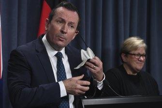WA Premier Mark McGowan has announced the state's third lockdown for 2021.
