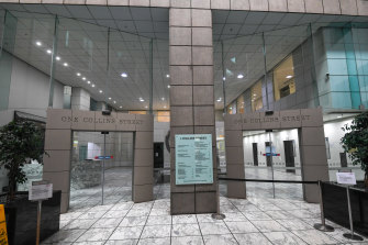 The Department of Health says a positive COVID case visited the Number 1 Fertility clinic on Collins St between 8.00am and 6.30pm on Monday and Tuesday this week.