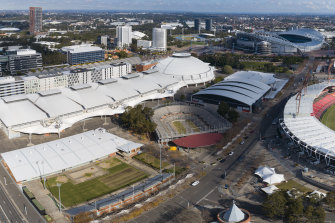 The Royal Agricultural Society's wants to revamp Sydney Showground at a cost of $450 million.