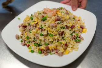 50 grand's worth is a lot of fried rice.