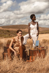 Spell & the Gypsy Collective's Lioness campaign, shot by Amberley Valentine.