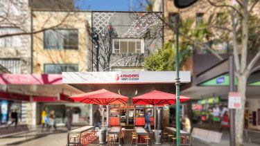 The property previously sold for $5.7 million in 2014 to a Sydney-based investor.