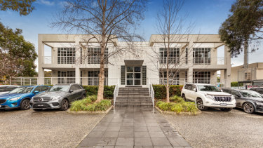 New home for CAMS at 275-281 Canterbury Road, Canterbury.