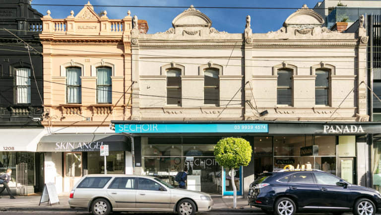 Listed undertakers and funeral firm InvoCare will set up shop at 1204 High Street in Armadale.