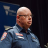 Ambulance Victoria chief vows to 'shine a light into the rotten corners of our culture'