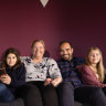 A lockdown silver lining? Families closer than ever, amid the loneliness