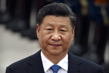 Chinese President Xi Jinping's last official meeting with an Australian prime minister was with Malcolm Turnbull in 2016.