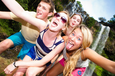 backpackers laos traveller one time use only