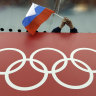 What ban? Russian Olympic uniforms create stir