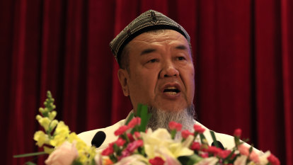 Xinjiang imams paraded to deny criticism of China's human rights
