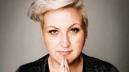 'I'm failing, terribly': Meshel Laurie on Buddhism and social media