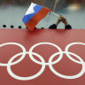 Olympic spot 'in jeopardy': Russia must respond to WADA concerns over doping data