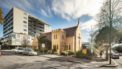 Church reaps $29.5 million from Box Hill exit
