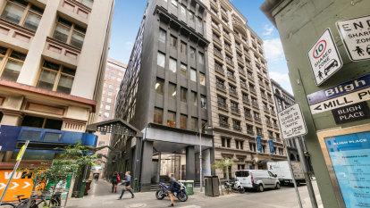 Port Melbourne office sells for $7.2m