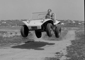Californian dune buggy designer never got any royalties