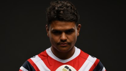 Latrell Mitchell given leave of absence as one-year deal with Souths looms