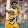 Gustavsson puts his stamp on Matildas, naming his first squad