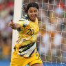 Football Australia set to sell Socceroos, Matildas TV rights independently of A-League