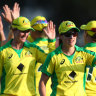 Australian juggernaut keeps rolling, crushing Sri Lanka in opening ODI