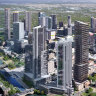 Parramatta high-rise towers to make Sydney Australia's first two-CBD city