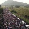 US government kept tabs on journalists, 'instigators' during migrant caravan: report