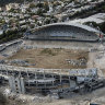 Plan for mega hotel at Moore Park stadium