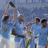 EPL Preview: Will Manchester City make it three in a row?