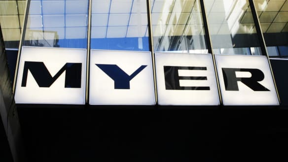 Myer expected to announce profits dive