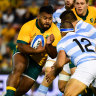 Canberra and Newcastle locked in, questions over Sydney Wallabies Test