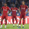 Liverpool, Spurs chasing Champions League wins