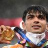 Javelin thrower Neeraj Chopra the pride of 1.3 billion joyous Indians
