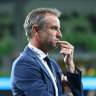 Brebner out after Victory's 7-0 humiliation against Melbourne City