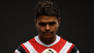 Latrell Mitchell's management situation might be resolved soon — but it won't determine where he signs for 2020 in a hurry.