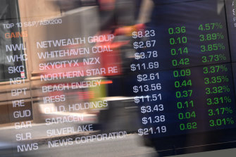 The local sharemarket edged higher on Wednesday despite a speech from the RBA governor pushing out the odds of a near-term rate cut.