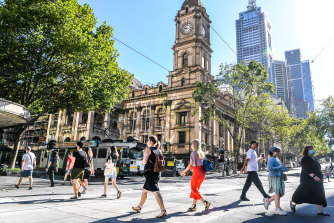 Melbourne is regaining some of its old buzz.