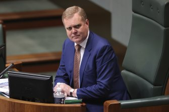 Speaker Tony Smith will leave Parliament at the next election.