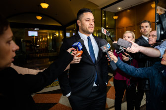 Hayne will face a sentencing hearing in May.