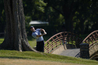 There were no crowds on hand when the PGA Tour resumed at the Charles Schwab Challenge and there won't be crowds at the PGA Championship later this year either.