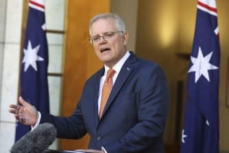 Prime Minister Scott Morrison said other commonly used drugs had higher instances of serious side effects.