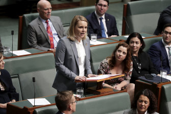 'Everything happens for a reason': Labor MP Peta Murphy delivers her first speech.