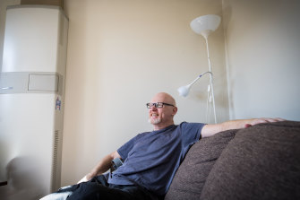 Renters like Euan Thomas are among the big winners from a $797m clean power package.