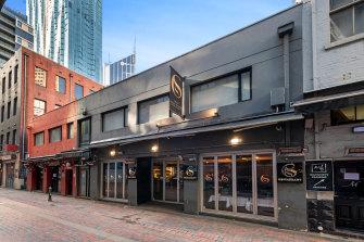 68-78Hardware Lane, Melbourne.